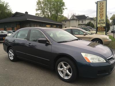 2007 Honda Accord EX-L for sale VIN: 1HGCM56757A209436