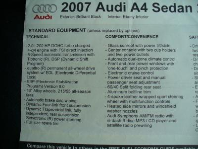 2007 Audi A4 for Sale in Windsor, CT - Image 30