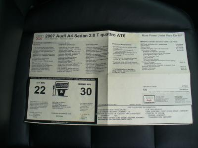 2007 Audi A4 for Sale in Windsor, CT - Image 28