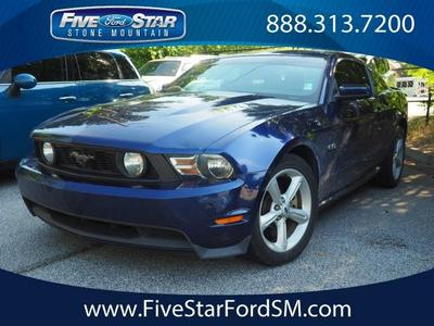 2012 Ford Mustang GT for sale VIN: 1ZVBP8CF7C5271547