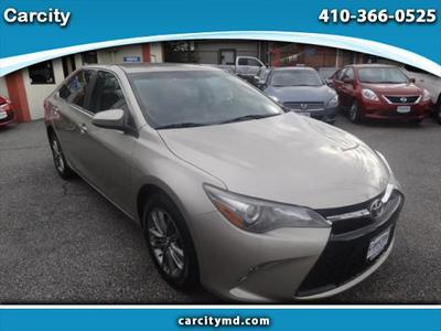 2015 Toyota Camry SE for sale VIN: 4T1BF1FK9FU970271