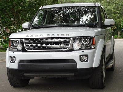 Land Rover LR4 2016 for Sale in Pasadena, CA