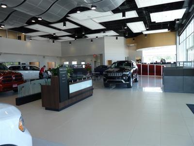 Baxter Chrysler Dodge Jeep Ram Bellevue Image 5