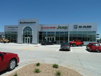 Baxter Chrysler Dodge Jeep Ram Bellevue Image 6