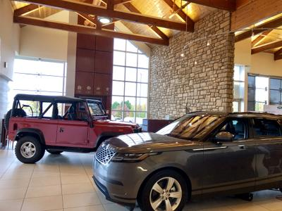 Jaguar Land Rover of North Atlanta Image 2