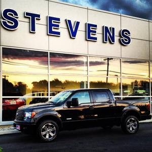 Stevens Ford Lincoln of Milford Image 1