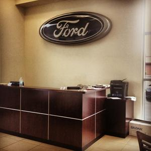 Stevens Ford Lincoln of Milford Image 4