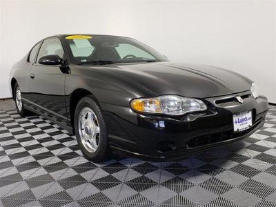 2005 Chevrolet Monte Carlo LS for sale VIN: 2G1WW12E859102031