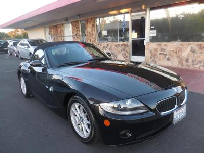 2005 BMW Z4 2.5i Roadster image