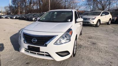 2018 Nissan Versa 1.6 S+ for sale VIN: 3N1CN7AP4JL807499