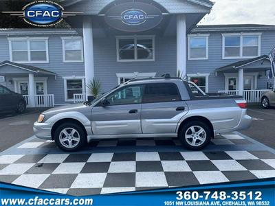 Subaru Baja 2004 for Sale in Chehalis, WA