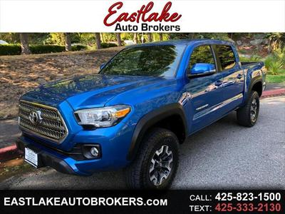 Toyota Tacoma 2016 for Sale in Kirkland, WA