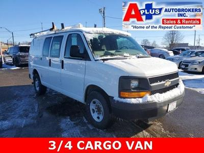 2011 Chevrolet Express 2500 Work Van image