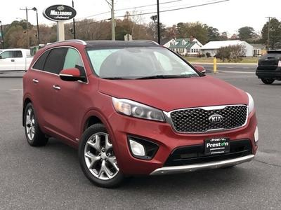 2016 KIA Sorento SX for sale VIN: 5XYPKDA50GG080124