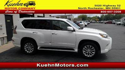2014 Lexus GX 460 Base for sale VIN: JTJBM7FX1E5076263