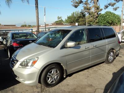 Honda Odyssey 2007 for Sale in South El Monte, CA
