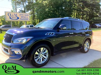 INFINITI QX80 2017 for Sale in Flowood, MS