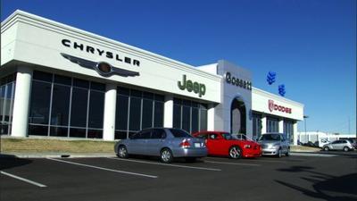 Gossett Chrysler Dodge Jeep Ram Fiat Image 2