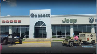 Gossett Chrysler Dodge Jeep Ram Fiat Image 3