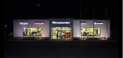 Rhinelander Chrysler Dodge Jeep Ram Image 2