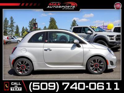 Fiat 500C 2014 for Sale in Spokane, WA