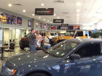 Sahara Chrysler Dodge Jeep RAM Image 4