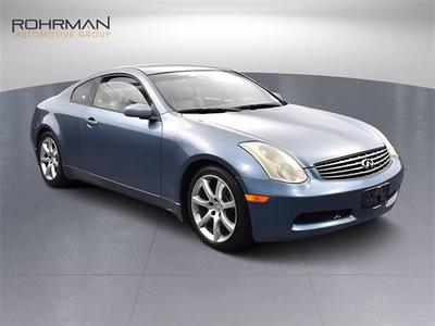 INFINITI G35 2005 for Sale in Schaumburg, IL
