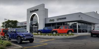 Suburban Chrysler Dodge Jeep RAM of Garden City Image 1