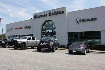 Five Star Warner Robins Chrysler Dodge Jeep RAM Image 1