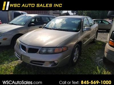 2003 Pontiac Bonneville SE for sale VIN: 1G2HX52KX34180373