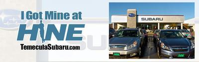 John Hine Temecula Subaru Image 2