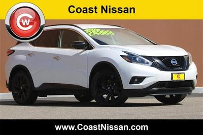 Nissan Murano 2018 a la venta en San Luis Obispo, CA