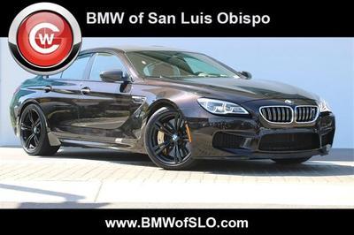 BMW M6 Gran Coupe 2017 for Sale in San Luis Obispo, CA