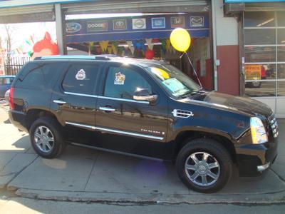 2008 Cadillac Escalade Base for sale VIN: 1GYFK63808R137093