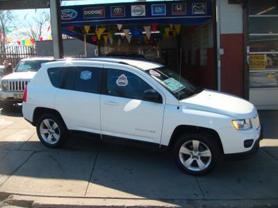 2011 Jeep Compass Sport for sale VIN: 1J4NF1FB3BD218300