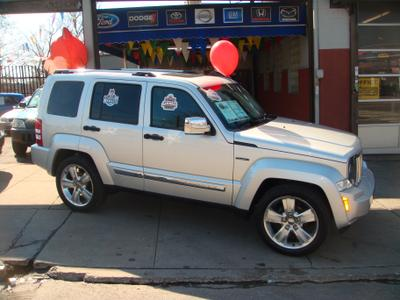 2011 Jeep Liberty Limited for sale VIN: 1J4PN5GK9BW592125
