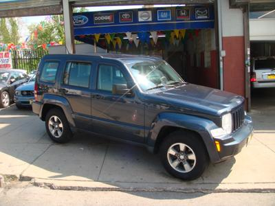 2008 Jeep Liberty Sport for sale VIN: 1J8GN28K88W286201