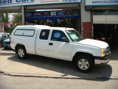 2005 Chevrolet Silverado 1500 Z71 Extended Cab for sale VIN: 2GCEK19B651392343