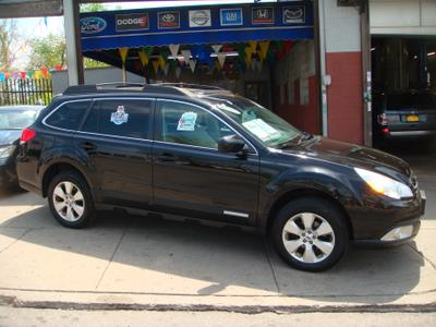 2012 Subaru Outback 2.5i Limited for sale VIN: 4S4BRBLC6C3250227