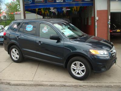 2012 Hyundai Santa Fe GLS for sale VIN: 5XYZG3AB5CG126194