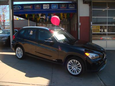 2013 BMW X1 xDrive 28i for sale VIN: WBAVL1C50DVR84878