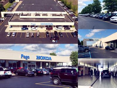 Page Honda of Bloomfield Image 1