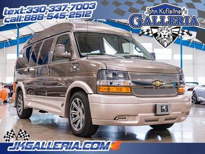 2018 Chevrolet Express 2500 Work Van for sale VIN: 1GCWGAFG0J1280188