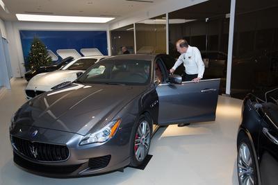 Rick Case Maserati Alfa Romeo Fiat Image 3