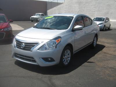 Nissan Versa 2017 for Sale in Tucson, AZ