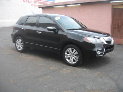2011 Acura RDX Technology Package for sale VIN: 5J8TB2H57BA004080