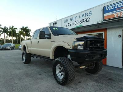 Ford F-250 1999 for Sale in Stuart, FL
