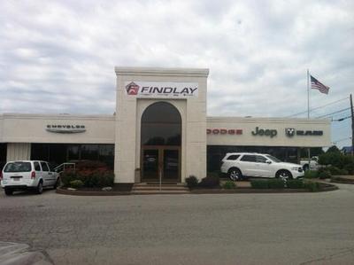 Findlay Chrysler Dodge Jeep Ram Image 1