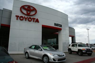 Hatch Toyota Image 7