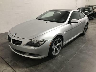 2010 BMW 650 i for sale VIN: WBAEA5C58ACV92994